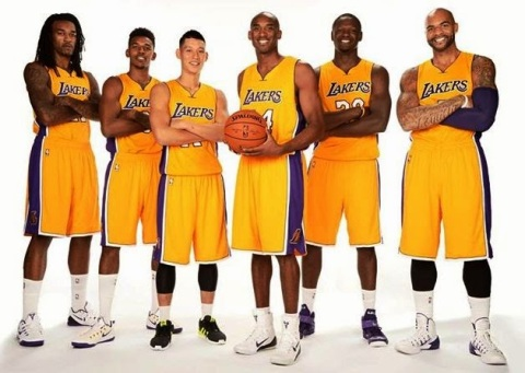Lakers NBA Champ 2014-2015